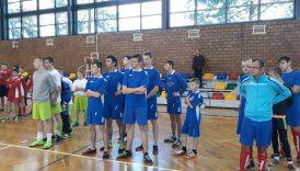 Czytaj więcej o: Dolnośląskie mistrzostwa w halowej piłce nożnej w Oławie