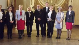 Złoty Medal za Długoletnią Służbę