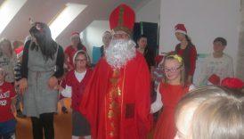 Święty Mikołaj w SOSW