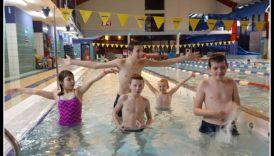 Czytaj więcej o: Zajęcia basenowe  na Słowiance