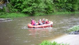 Czytaj więcej o: Spływ pontonowy na Nysie Kłodzkiej