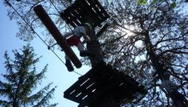 Czytaj więcej o: Wycieczka do parku linowego w Karpaczu
