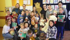 Czytaj więcej o: Dzień Pluszowego Misia w przedszkolu.