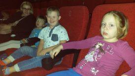 Czytaj więcej o: Mikołajkowy wyjazd do kina.