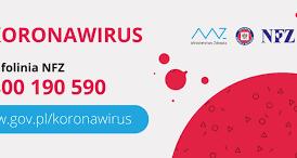 Czytaj więcej o: Informacja Głównego Inspektora Sanitarnego w związku z zagrożeniem koronawirusem